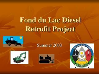 Fond du Lac Diesel Retrofit Project
