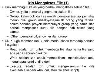 Izin Mengakses File (1)