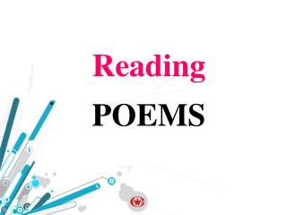 Reading  POEMS