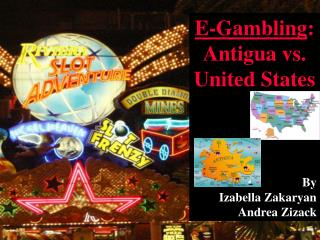 Cross border gambling and us and antigua casino first poker video web