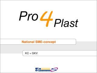 National SME-concept