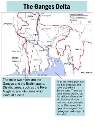 The Ganges Delta