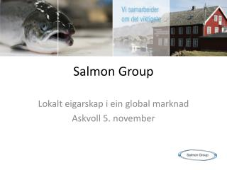 Salmon Group