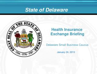 Health Insurance  Exchange Briefing