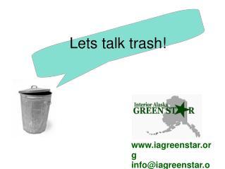 Www.iagreenstar.org infoiagreenstar.org