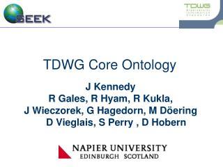TDWG Core Ontology