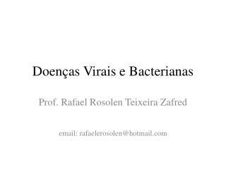 Doenças Virais e Bacterianas