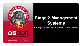 Stage 2 Management Systems