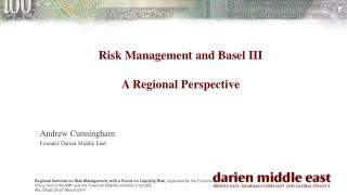 Regulatory standards of Basel I-II and Bank s Risk Management