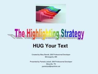 HUG Your Text