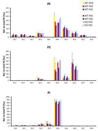 F Lipidomics Publikationen Laufend ScientificData Spener FigShare Fig f1 PE PS PI species
