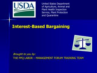 Interest-Based Bargaining