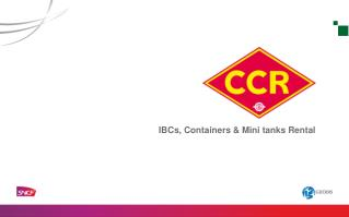 IBCs, Containers & Mini tanks Rental