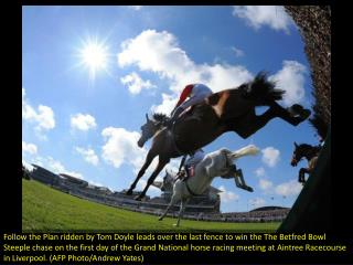 Horse Racing: The Grand National
