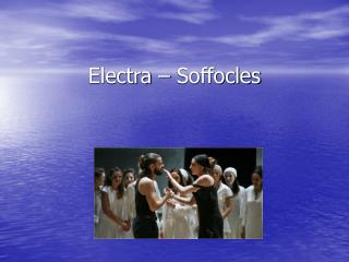 Electra – Soffocles