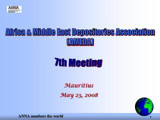Mauritius May 23, 2008