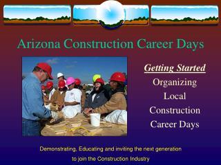 Arizona Construction Career Days
