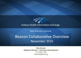 Beacon Collaborative Overview November 2010
