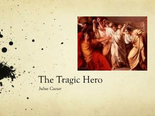 The Tragic Hero