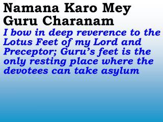 0180 Ver06L Namana Karo Mey Guru Charanam