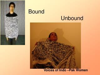 Bound                               Unbound