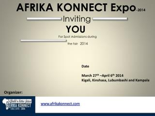 AFRIKA KONNECT Expo -2014