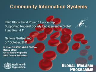 Community Information Systems