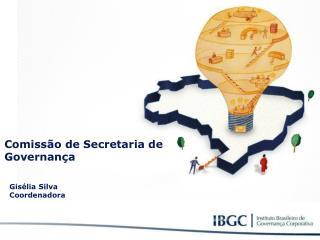 Comissão de Secretaria de Governança