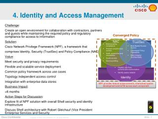 4. Identity and Access Management