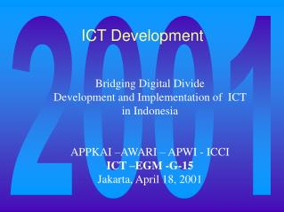 ICT Development