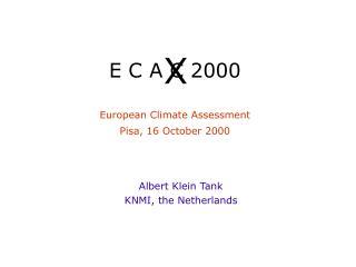 E C A C 2000