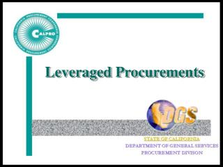 Leveraged Procurements