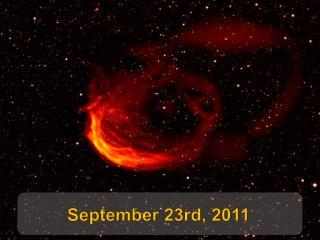 September  23rd, 2011