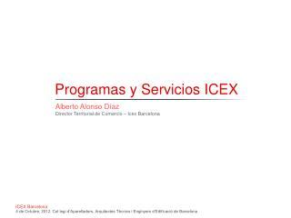 ICEX Barcelona