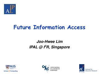 Future Information Access