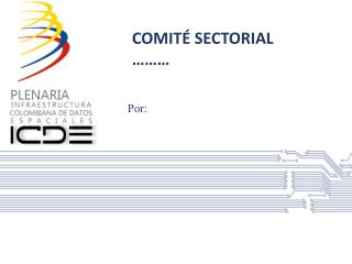 COMIT� SECTORIAL ���