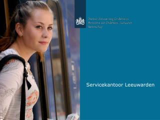Servicekantoor Leeuwarden