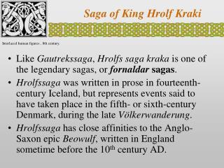 Saga of King Hrolf Kraki
