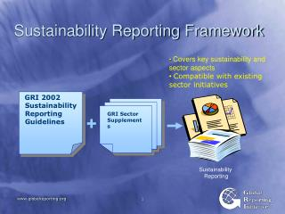 Sustainability Reporting Framework