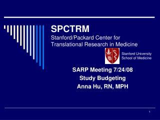 SPCTRM Stanford