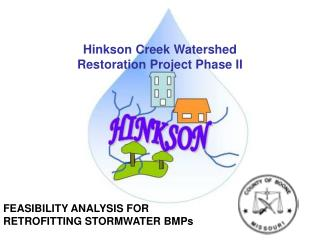 Hinkson Creek Watershed Restoration Project Phase II