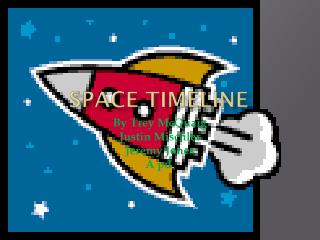 Space Timeline