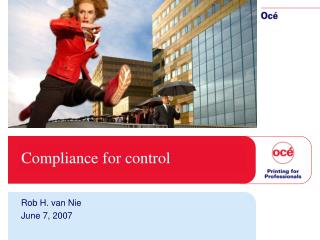 Compliance for control