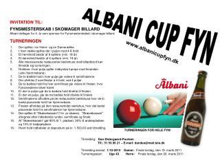 ALBANI CUP FYN