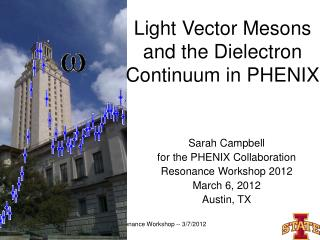 Light Vector Mesons and the Dielectron Continuum in PHENIX