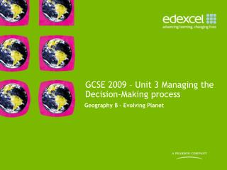 Geography B   Evolving Planet