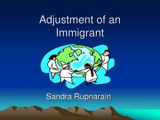 Adjustment of an Immigrant