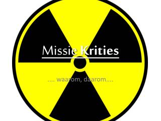 Missie  Krities
