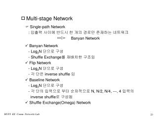 Multi-stage Network