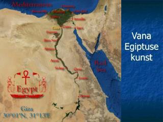 Vana Egiptuse kunst